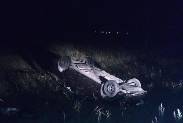 В Башкирии четыре человека пострадали в столкновении автомобилей