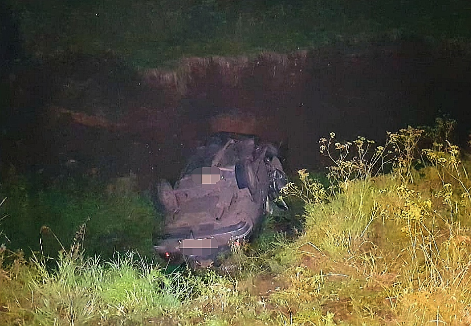В Башкирии автомобиль вылетел в кювет, водитель погиб