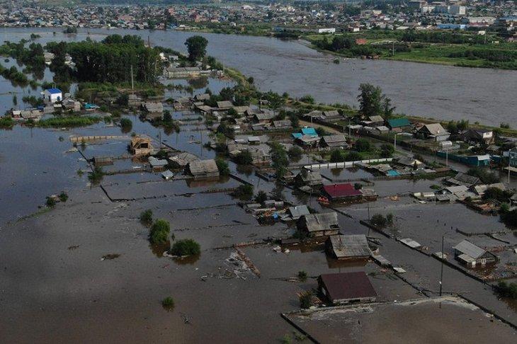 Делегация из Южной Кореи передала гуманитарку пострадавшим от паводков в Иркутской области