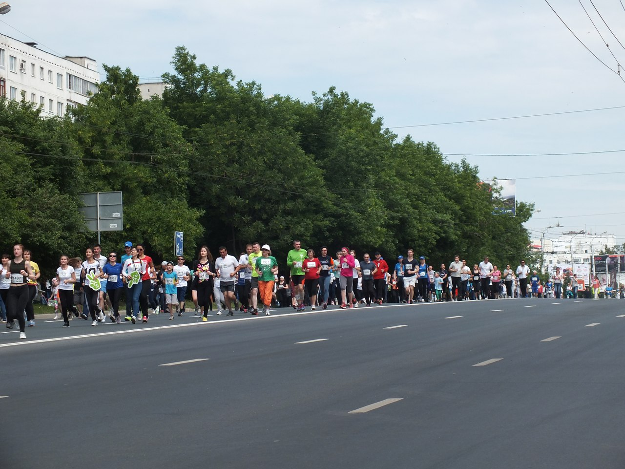 Уфимский международный марафон будет комментировать Вадим Злобин