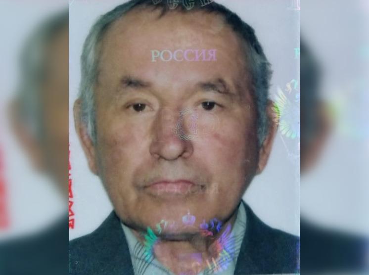 В Уфе снова пропал 67-летний Владимир Ивакин