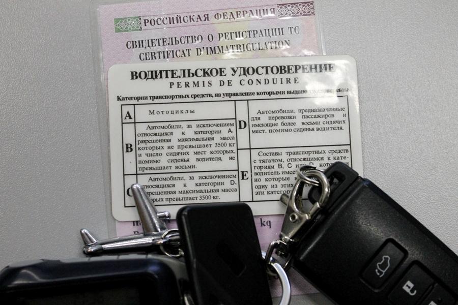 В Башкирии опийного наркомана лишили водительских прав