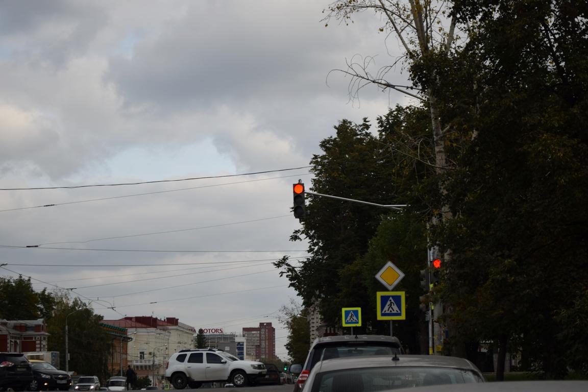 В Уфе до конца августа ограничат движение на улице Зорге