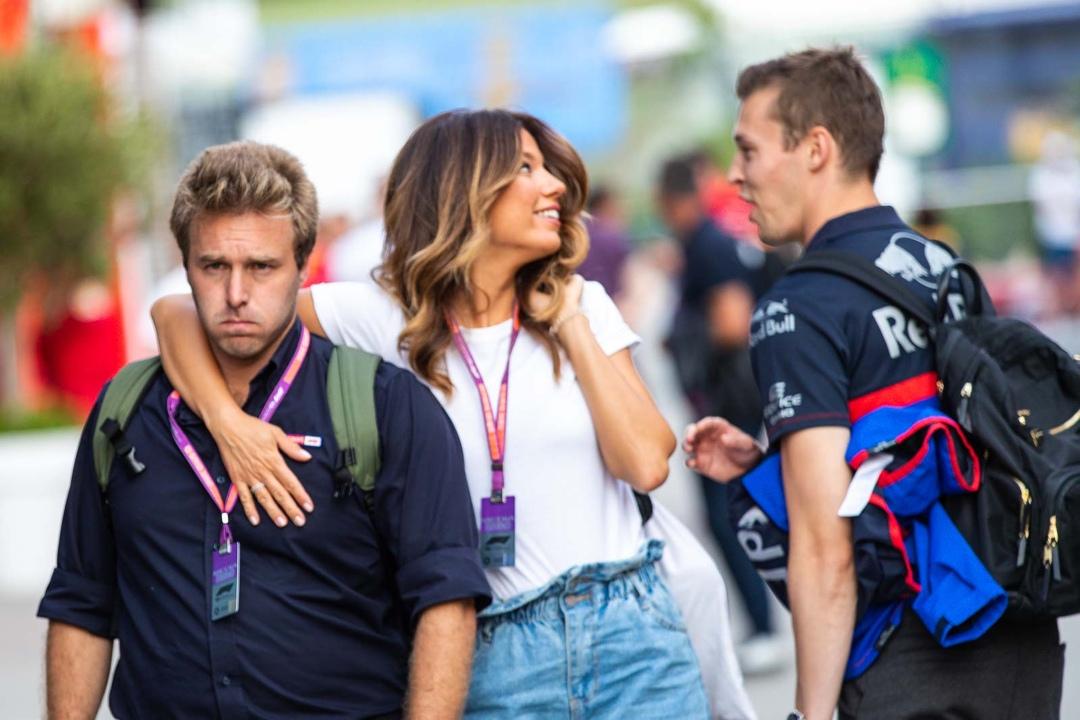 Известный гонщик из Уфы Даниил Квят случайно стал героем интернет-мема