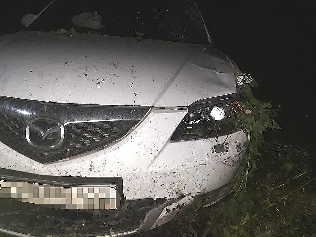 В Башкирии женщина на автомобиле Mazda насмерть сбила пешехода