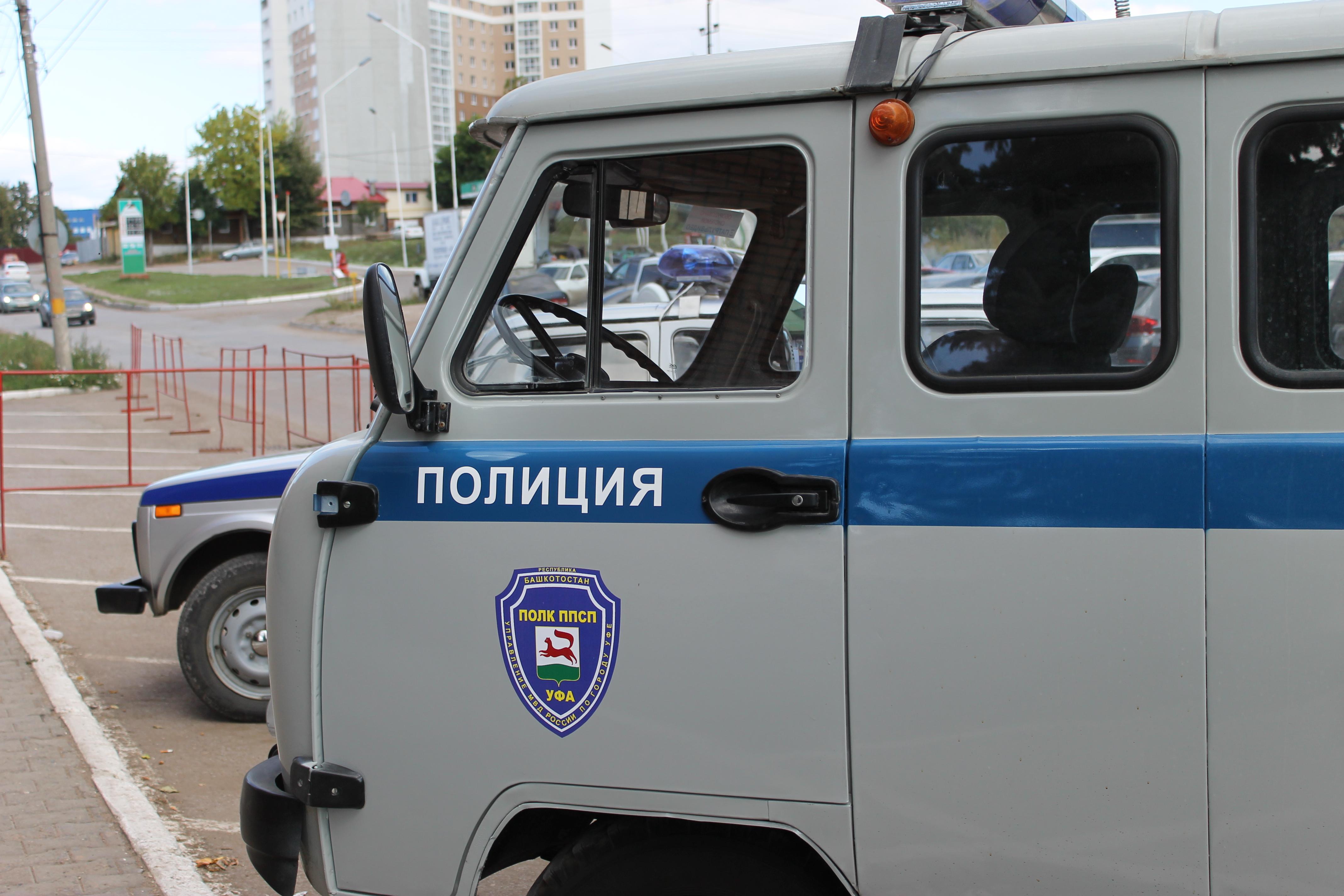 Полиция Уфы задержала находящегося в федеральном розыске иностранца