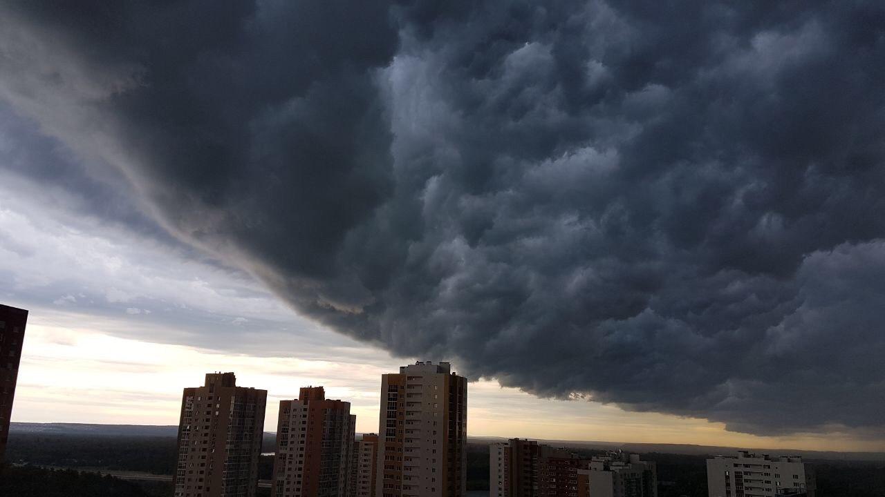 Ливни, грозы и шквалистый ветер – В Башкирии объявлено штормовое предупреждение