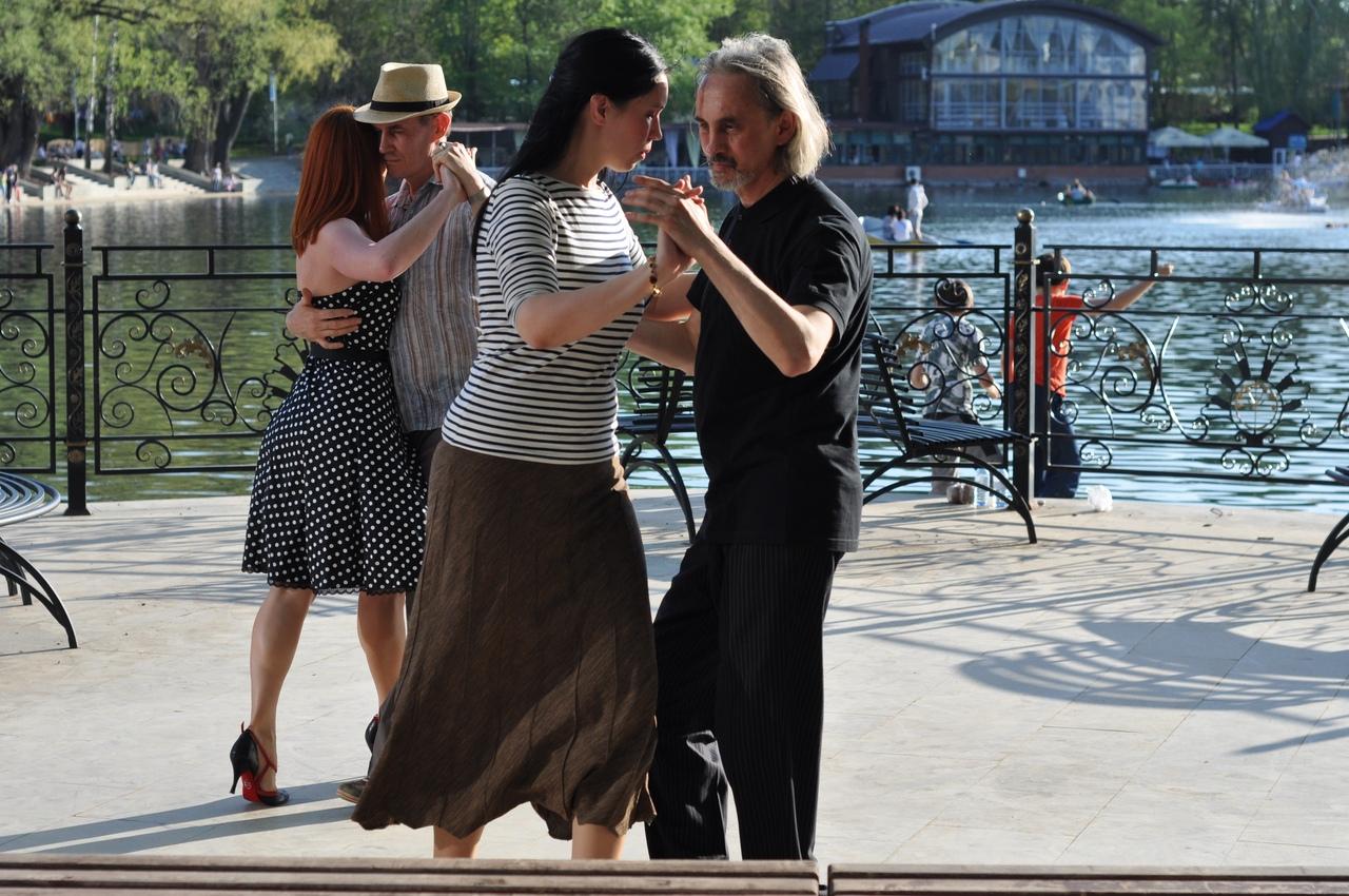 Уфа примет участие во всероссийском танго-флешмобе