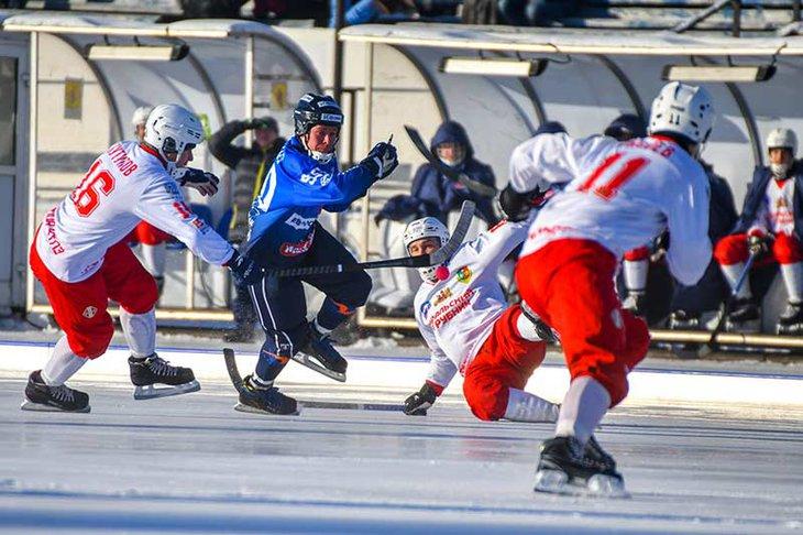 «Байкал-Энергия» выиграла шведский «Больнес» на международном турнире в Хабаровске