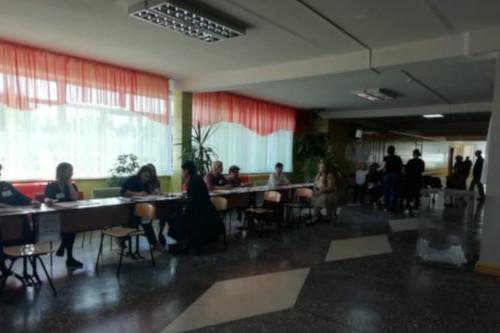 На 10:00 явка избирателей по Иркутской области составила 3,38%