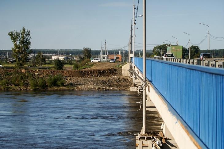 13 новых дамб построят в подтопленных территориях Иркутской области