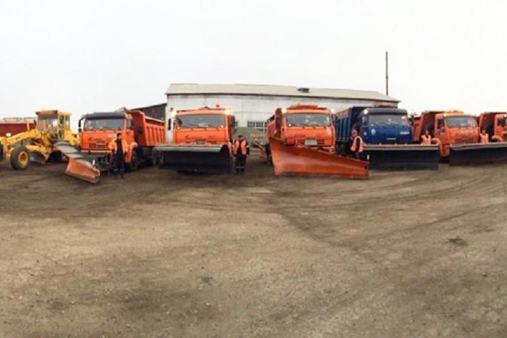 Подготовка федеральных трасс к зимнему сезону началась в Иркутской области