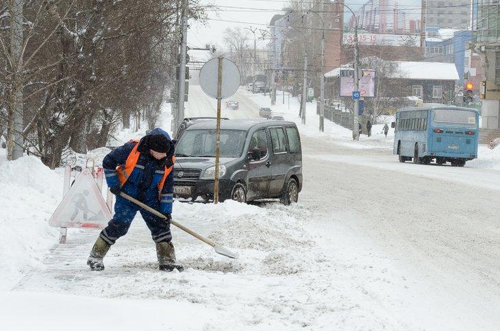 Синоптики прогнозируют теплую зиму в Иркутской области