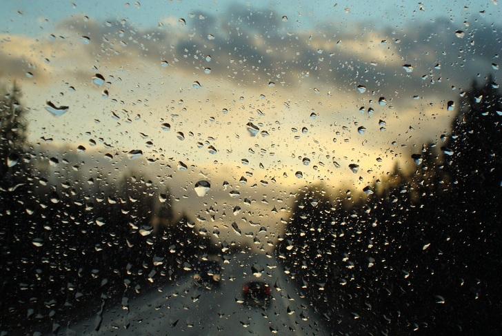 Дожди и мокрый снег ожидаются в выходные в Иркутской области