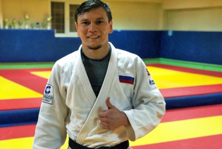 Иркутянин стал бронзовым призером командного турнира чемпионата мира по дзюдо