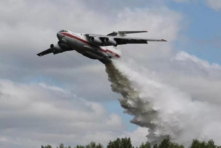 В Сибири откроют центр обучения лесных пожарных