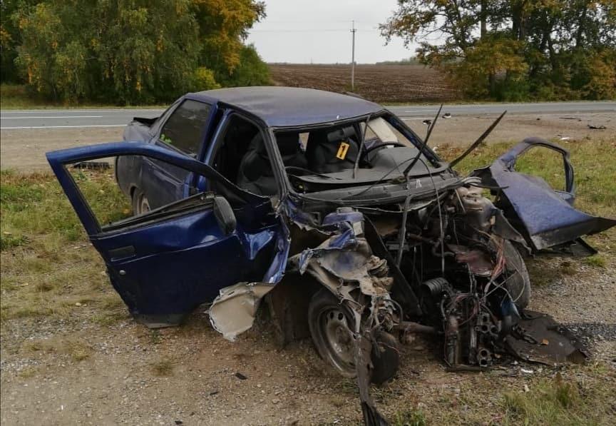 В Башкирии пропавший без вести подросток погиб в ДТП