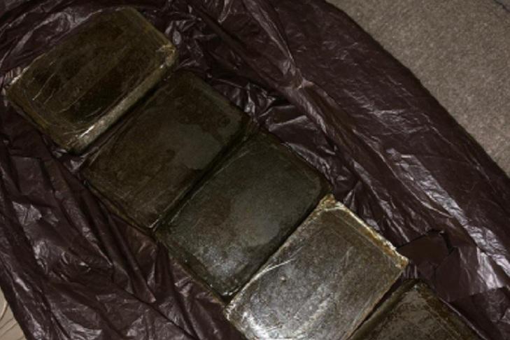 В Иркутске задержали подозреваемого в сбыте наркотиков