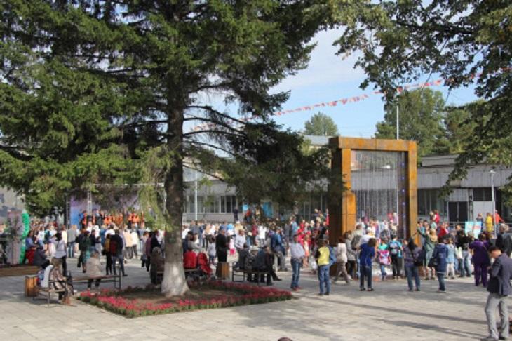 В Иркутске в День Академгородка открыли новый фонтан