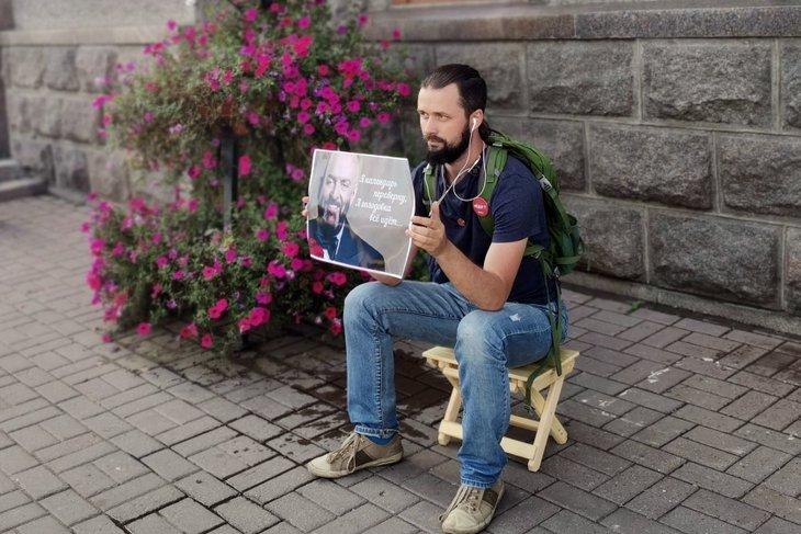 Иркутский блогер прекратил голодовку из-за результатов выборов в общественную палату