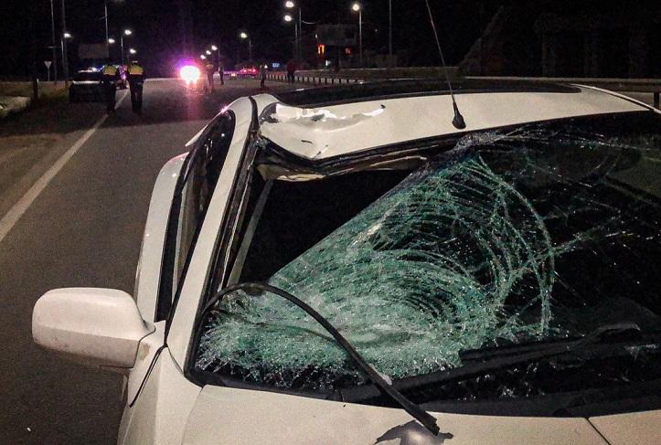 16-летнюю девушку сбили насмерть ночью на трассе Иркутск—Листвянка