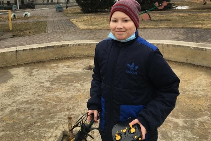 Митянину Максиму для пересадки костного мозга требуются лекарства