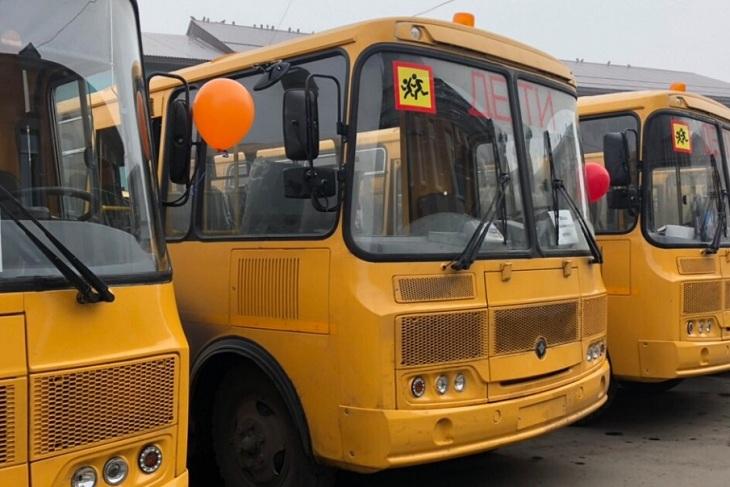 Для школ Иркутской области закупят автобусы на пять миллиардов рублей