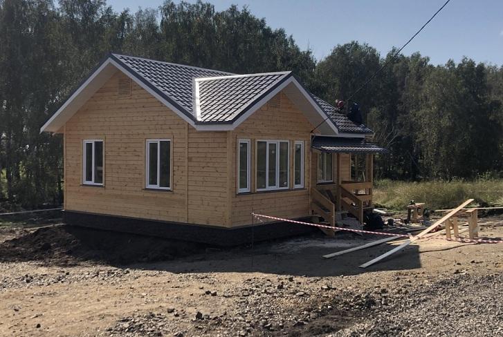 318 семей из зон наводнения в Иркутской области купили новое жилье взамен утраченного