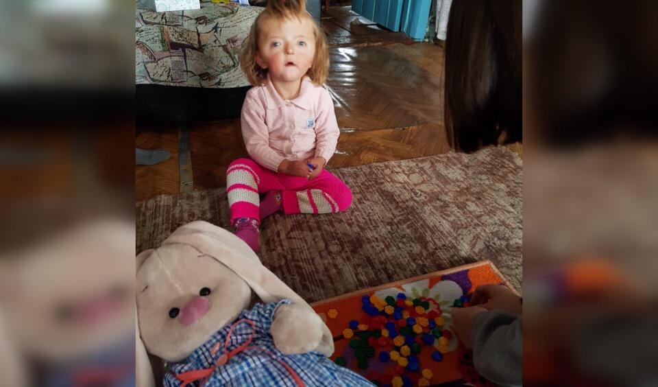 К девочке-инвалиду из глулибнки Башкирии съезжаются гости со всей России