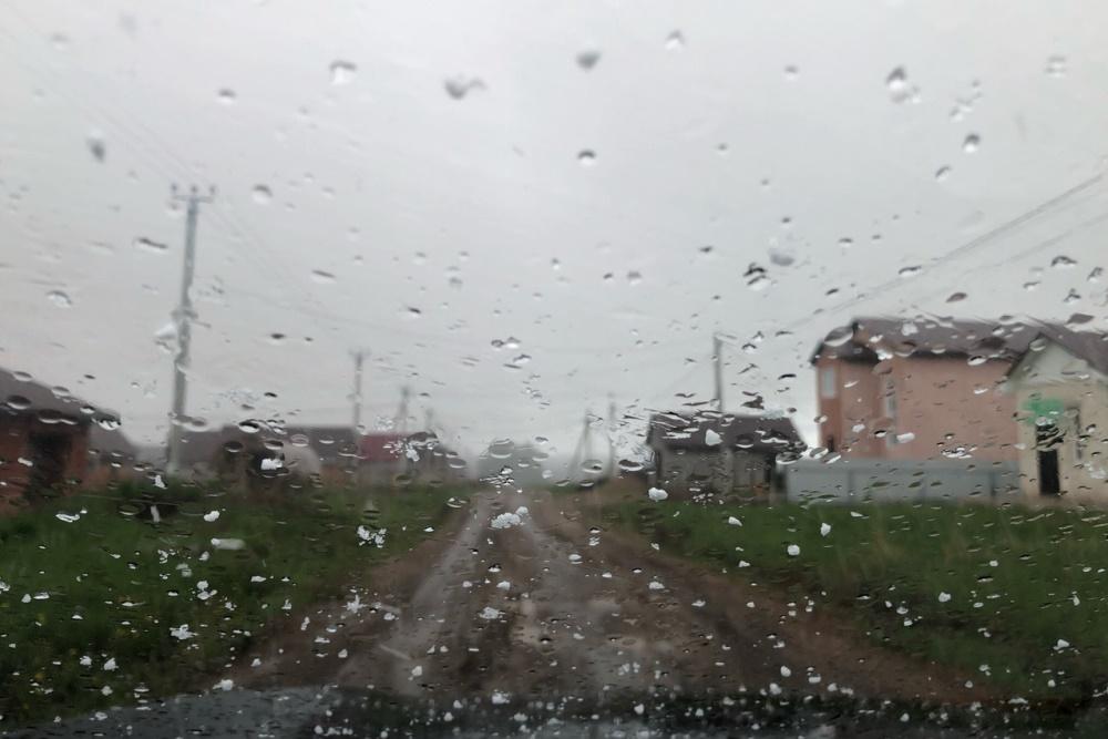 На Башкирию обрушится серьезный циклон