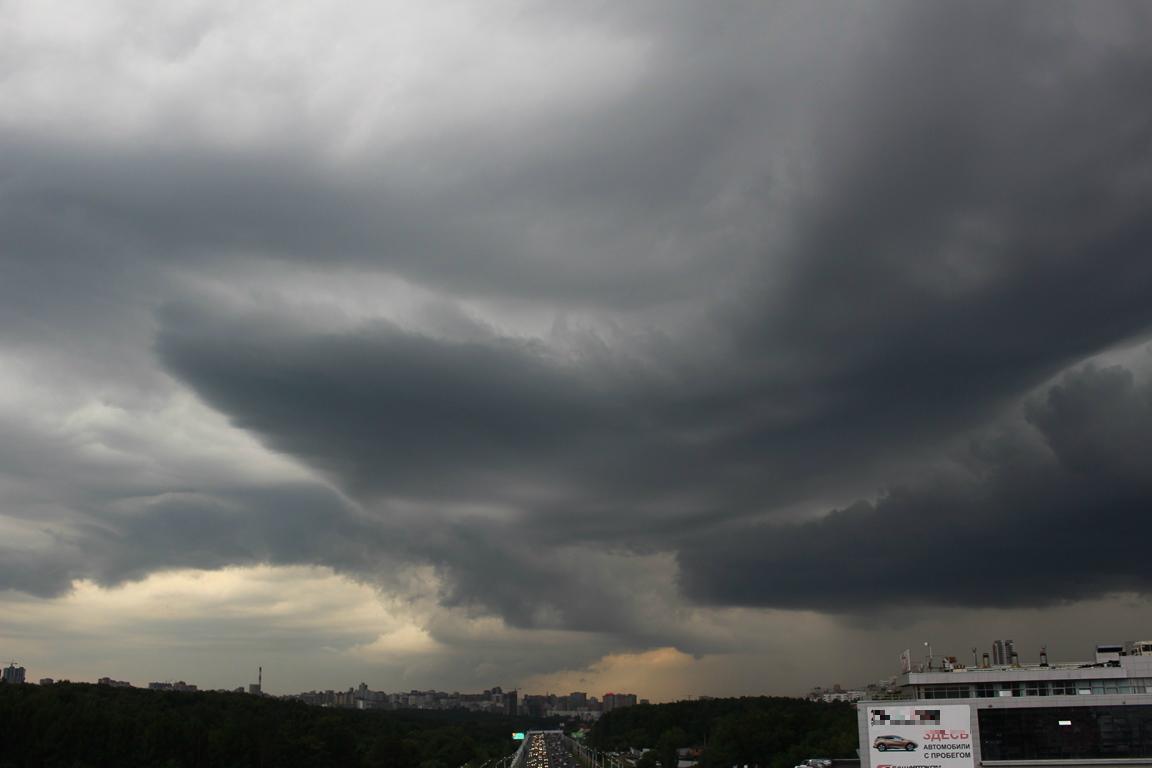 Дожди, грозы и сильный ветер: В Башкирии грядет непогода