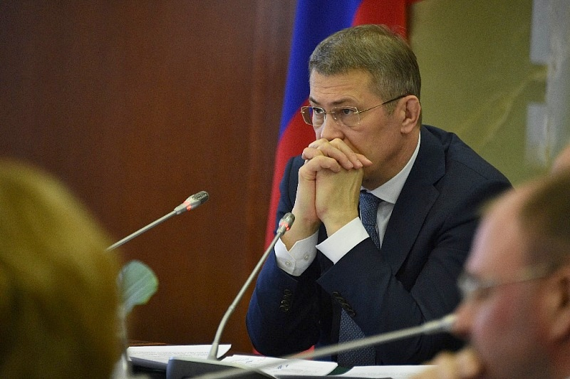 «Отвратительно»: Радий Хабиров высказался об общежитиях одного из вузов Уфы