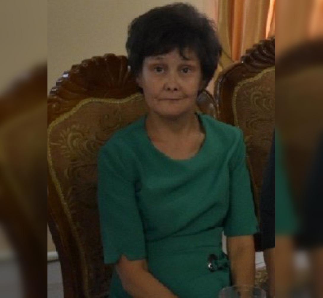 Поиски страдающей ДЦП 49-летней жительницы Башкирии завершены
