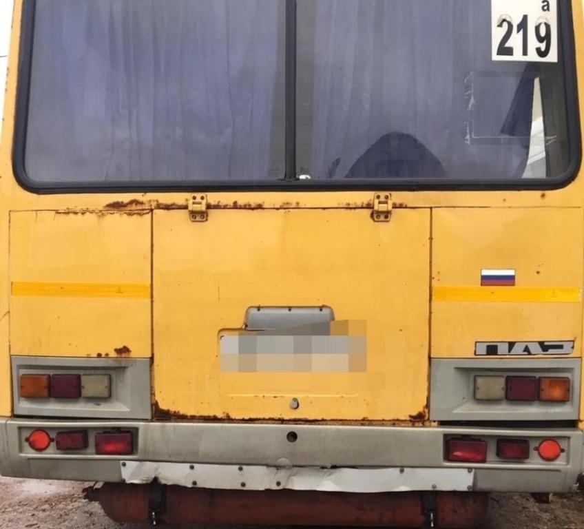 В Уфе обнаружена маршрутка с незаконно установленным газобаллонным оборудованием