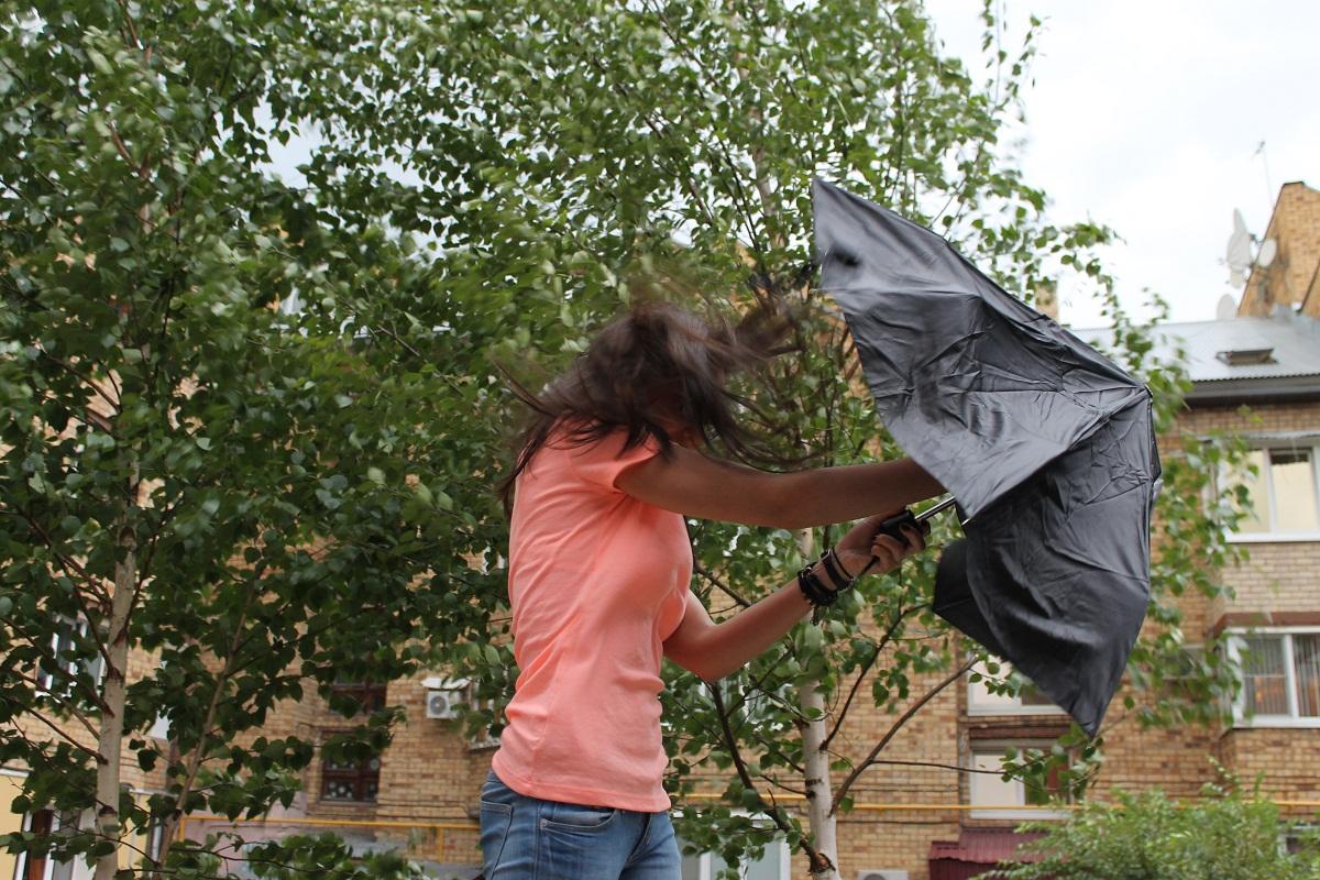 В Башкирии порывы ветра достигнут 20 метров в секунду