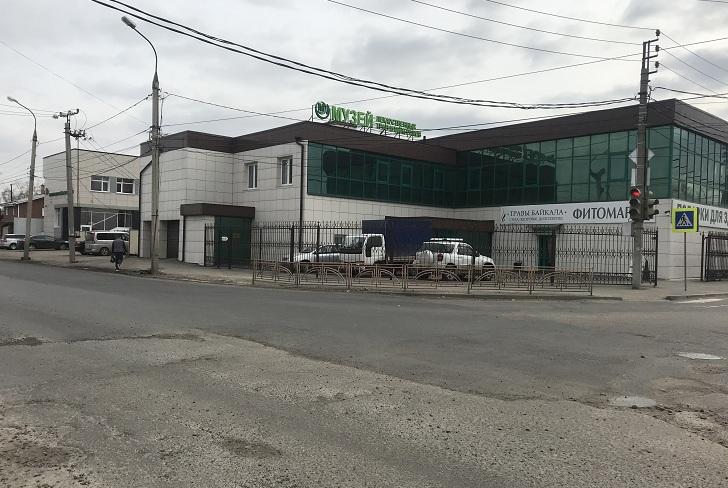В Иркутске завершили благоустройство улицы Урицкого и первый этап ремонта на Култукской
