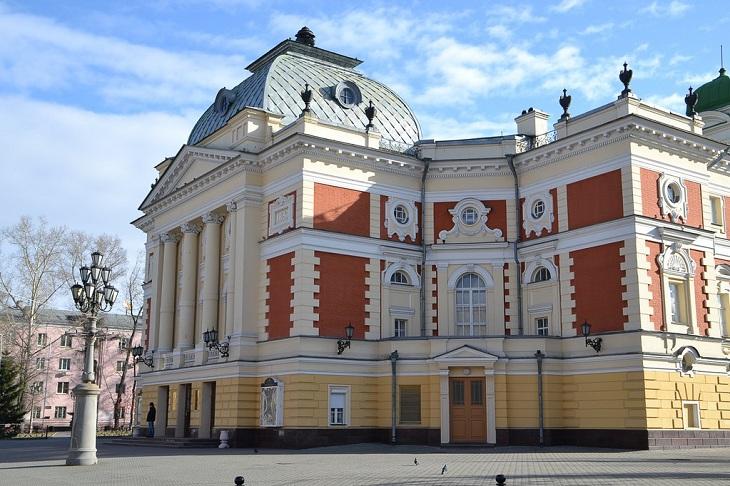 Иркутский драмтеатр примет участие в Театральном фестивале в Москве