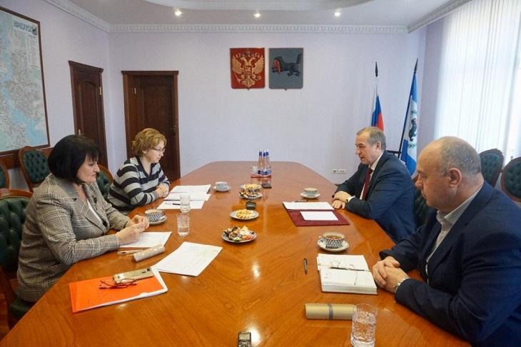 В Иркутске обсудили идею открытия филиала Московской консерватории
