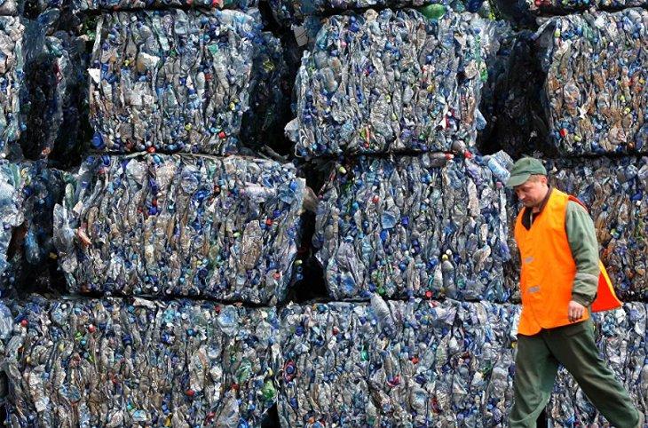 Гринпис назвал лидеров по загрязнению пластиком