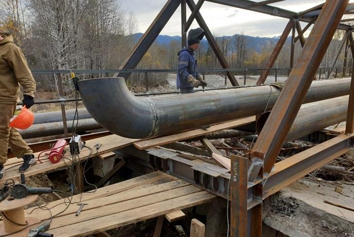 Власти Приангарья прокомментировали восстановительные работы в Байкальске