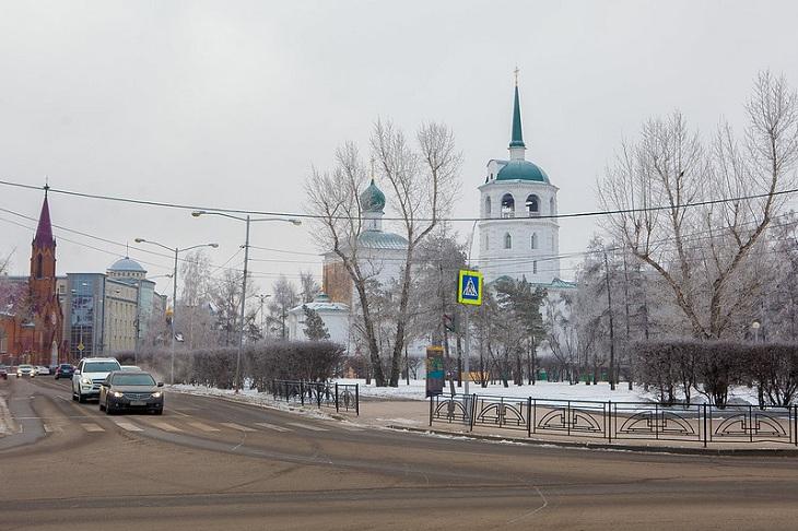 Похолодание ожидается в Иркутске 22 и 23 октября