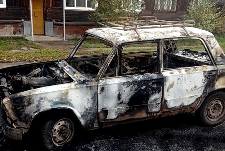 В Братске задержали угонщиков четырех автомоблией
