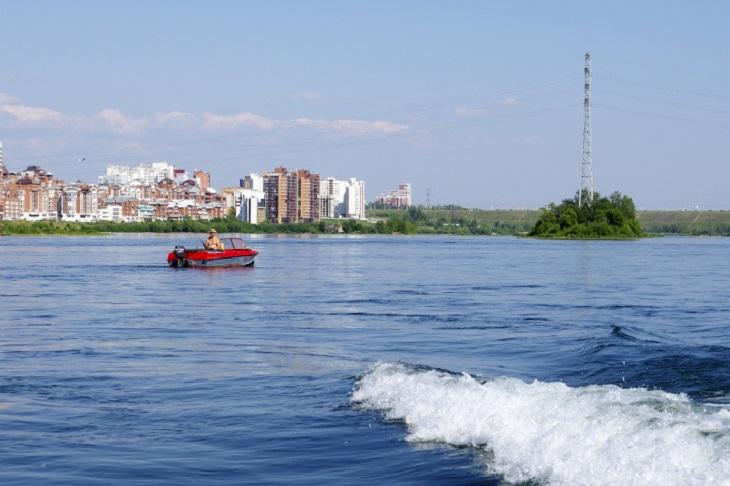 Навигация на реках Иркутской области завершится 10 октября