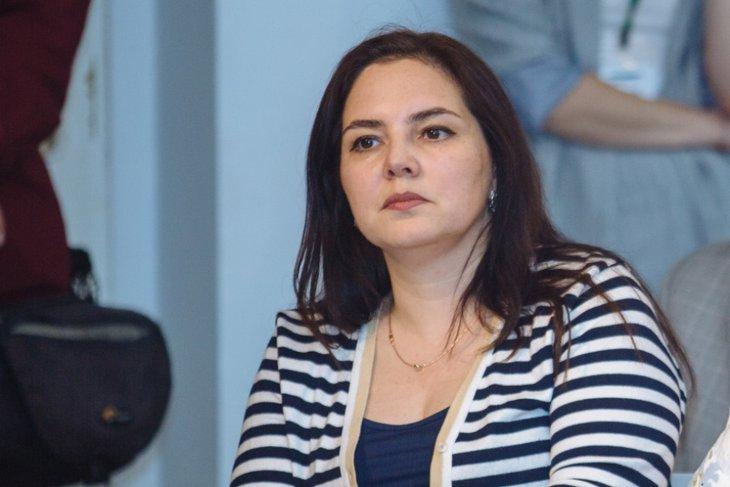 Ирина Алашкевич устроилась на работу в музей Тальцы