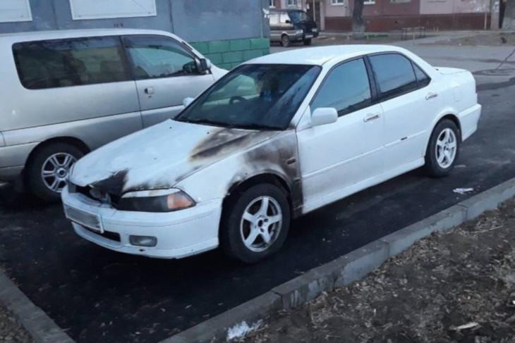 С начала года в Иркутской области  сгорело 312 автомобилей