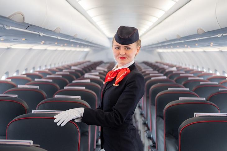 «Уральские авиалинии» предлагают пассажирам самостоятельно выбрать место на борту