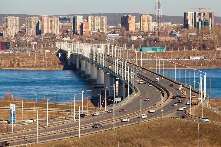 В Иркутске планируют открыть троллейбусный маршрут через Академический мост