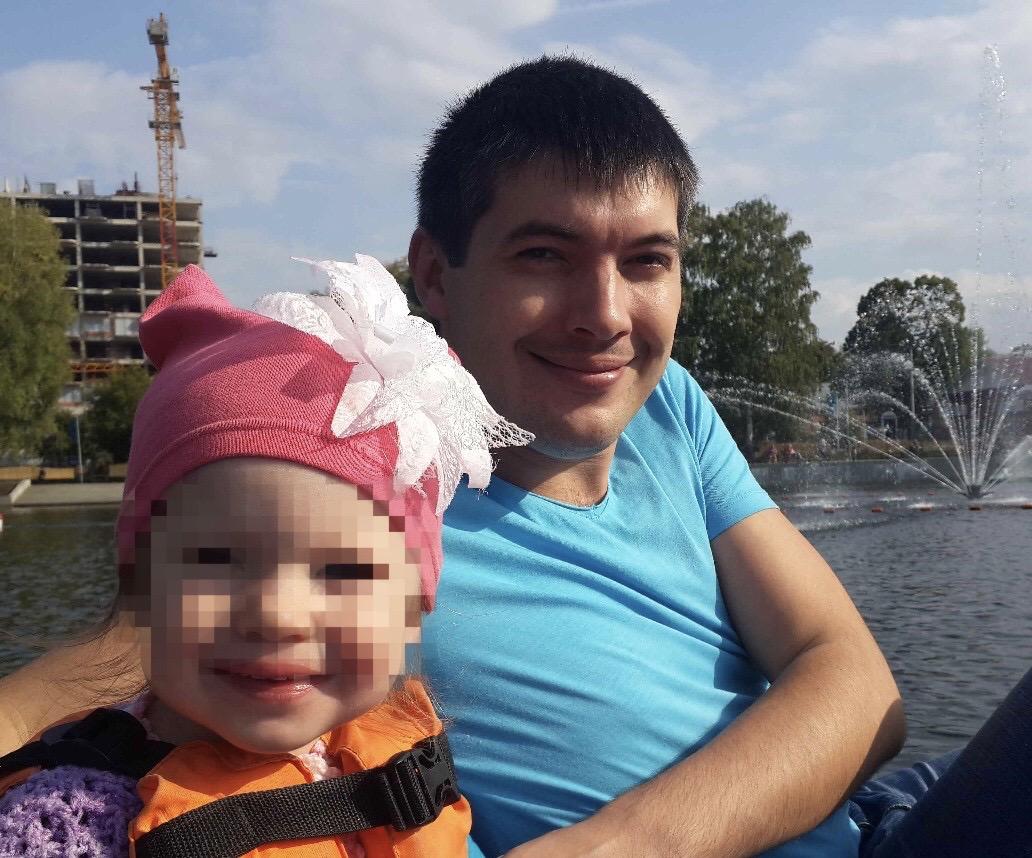 «Дочка плачет, спрашивает папу»: В Уфе без вести пропал 31-летний мужчина