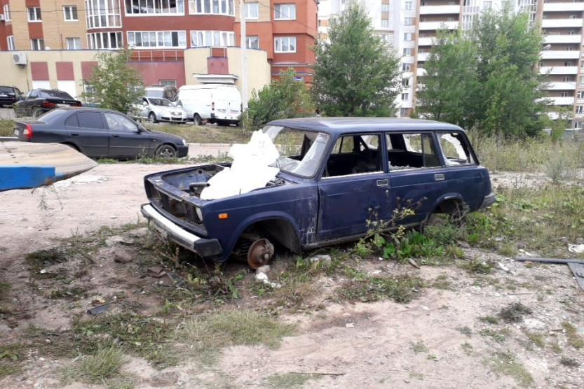 В Уфе могут эвакуировать еще 20 бесхозных автомобилей