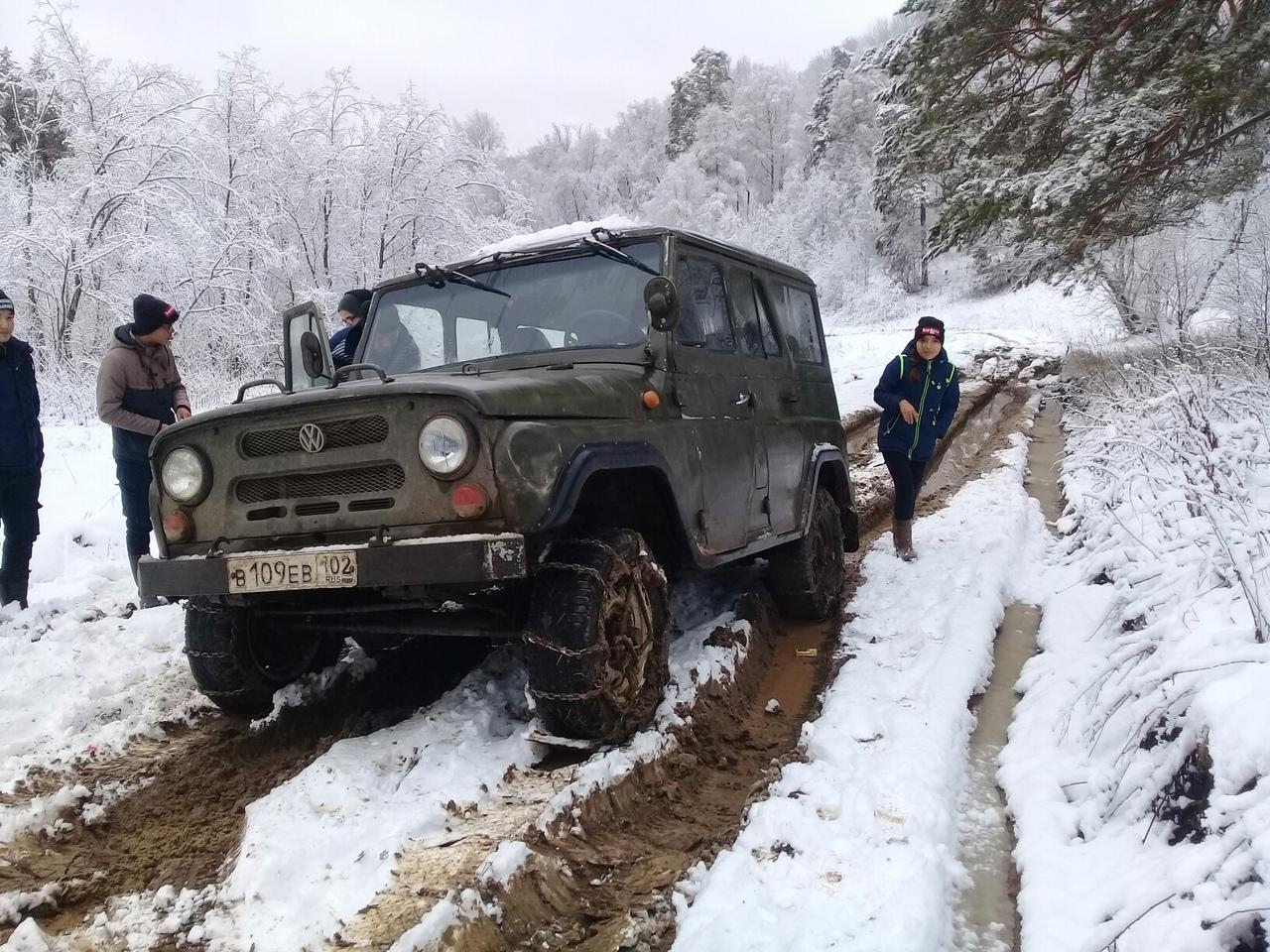 В Башкирии муниципалитет обязали отремонтировать опасный участок дороги